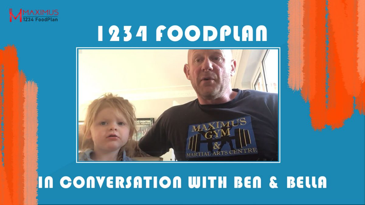 Don't worry even if you are quarantined – Join 1234 FoodPlan & develop some healthy habits