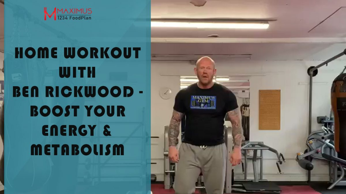 Home workout to boost your own health and fitness II BEST HOME EXERCISES
