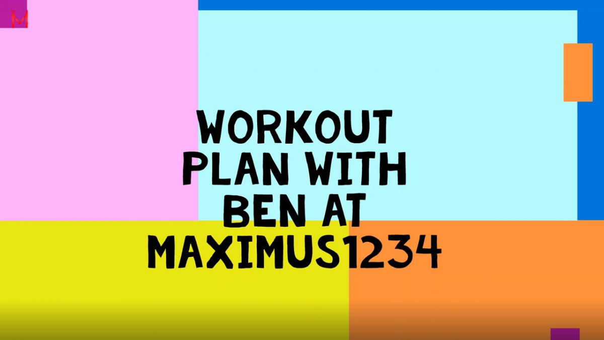 30 minutes Home Workout with Ben Rickwood – Exercise & Physical Fitness