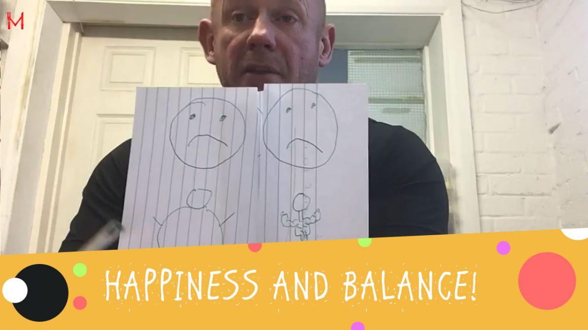 Happiness and balance II 1234 Food Plan II Weight Loss Guidance