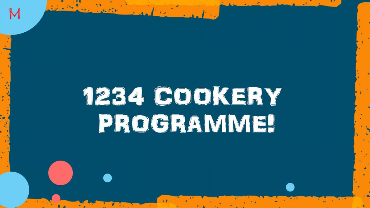 Our First Go At a 1234 Cookery Programme II Healthy Diet II Weight Loss Diet