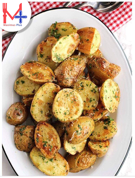 New potatoes don't have to be boring!