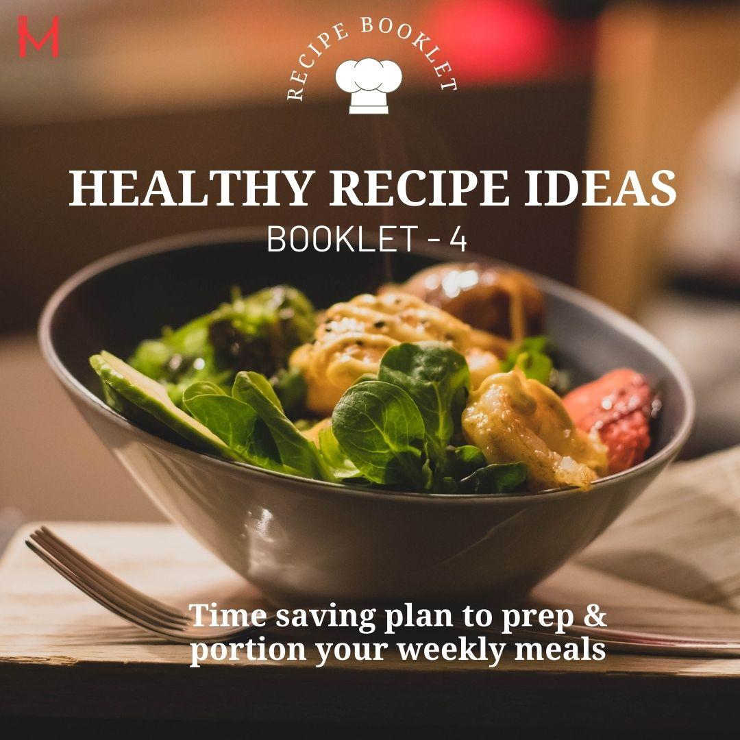 The Recipe Book - 4