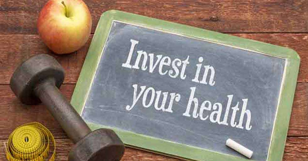 Why it's important to invest in your health, as well as your wealth.